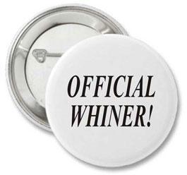 Whiner Winner